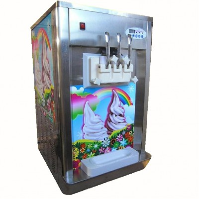 Mașină de înghețată RAINBOW ICE model scurt
